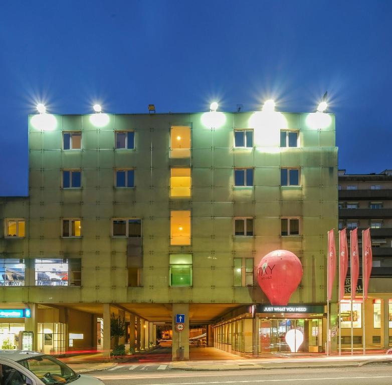 Villa Hotel Guimaraes Centro