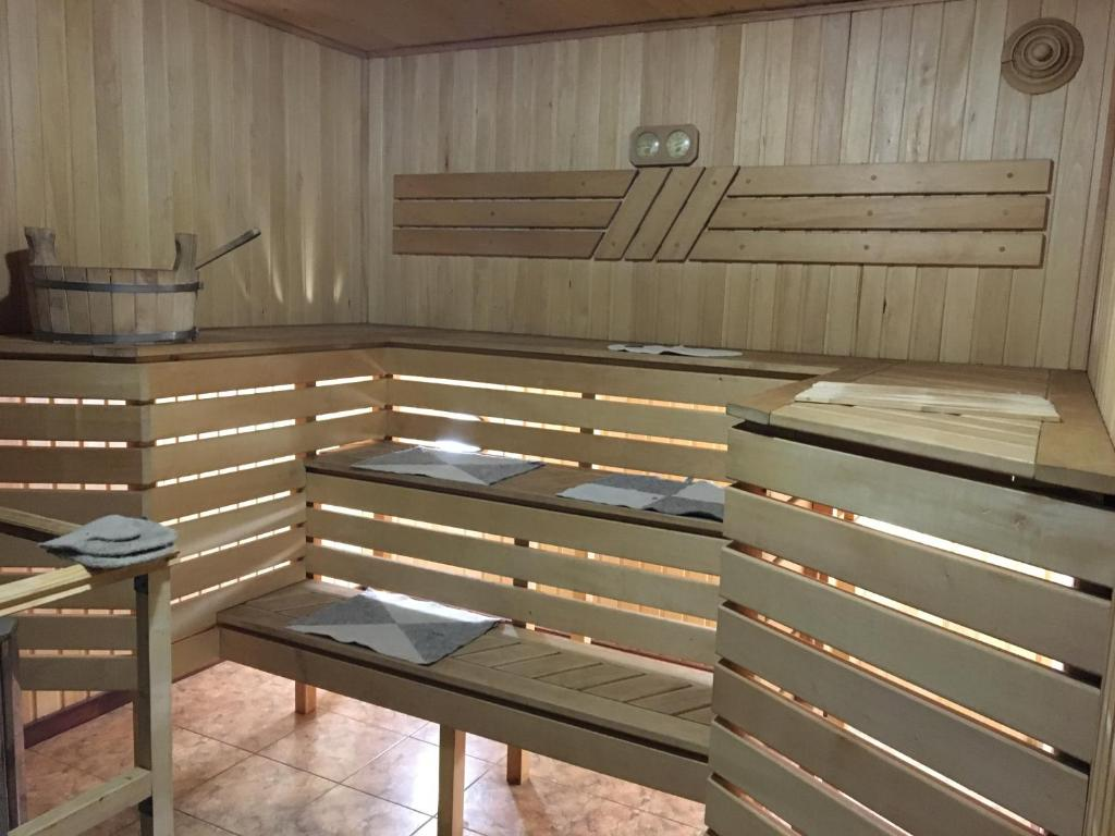 Spa and/or other wellness facilities at Guest House Assol