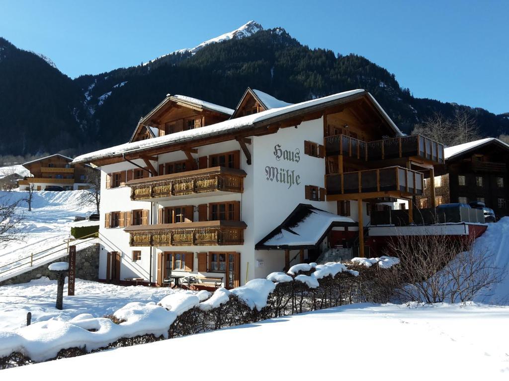Appartements Ausblick, Sankt Gallenkirch, Austria - Booking
