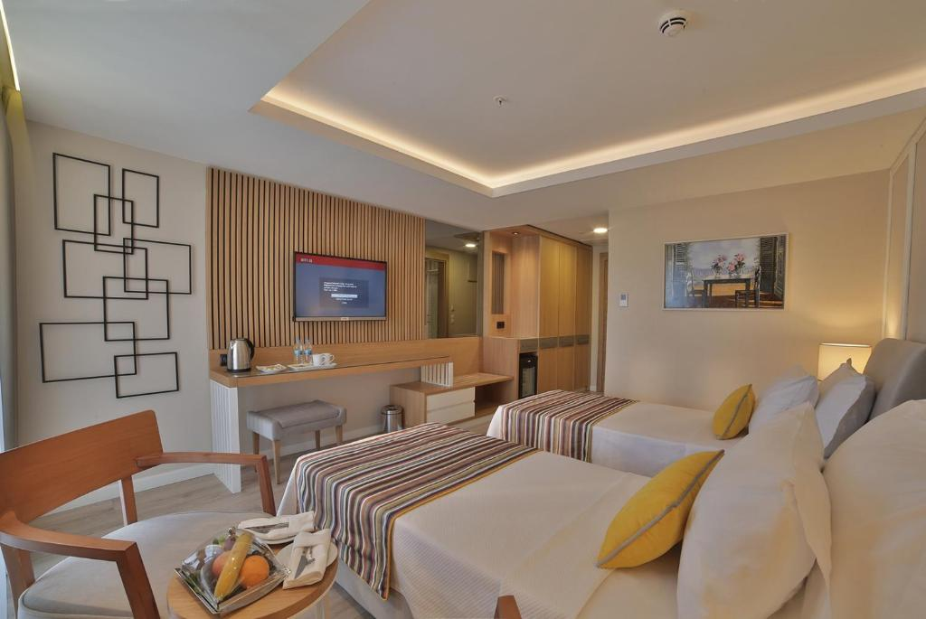 Rawda Resort Hotel Altinoluk