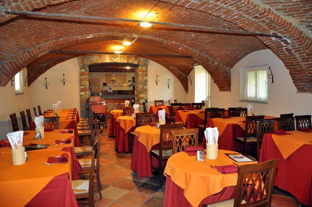 Ristorante o altro punto ristoro di Hotel Ristorante La Torretta