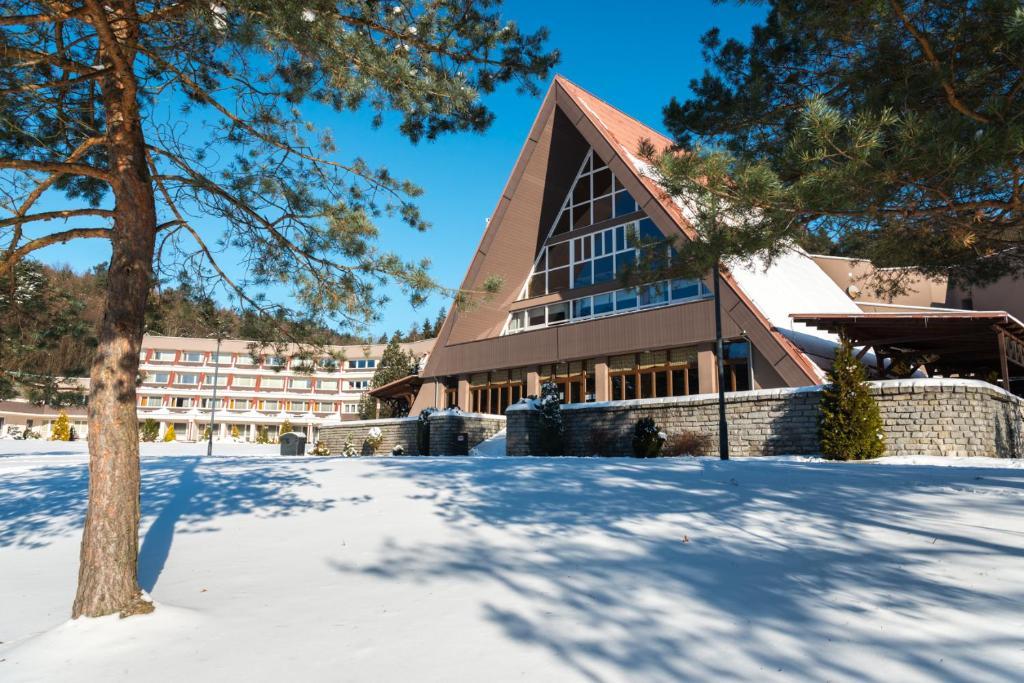 Activitypark Hotel Vsemina v zimě