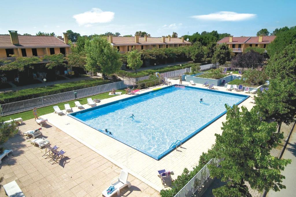 A view of the pool at Villaggio Dei Fiori or nearby