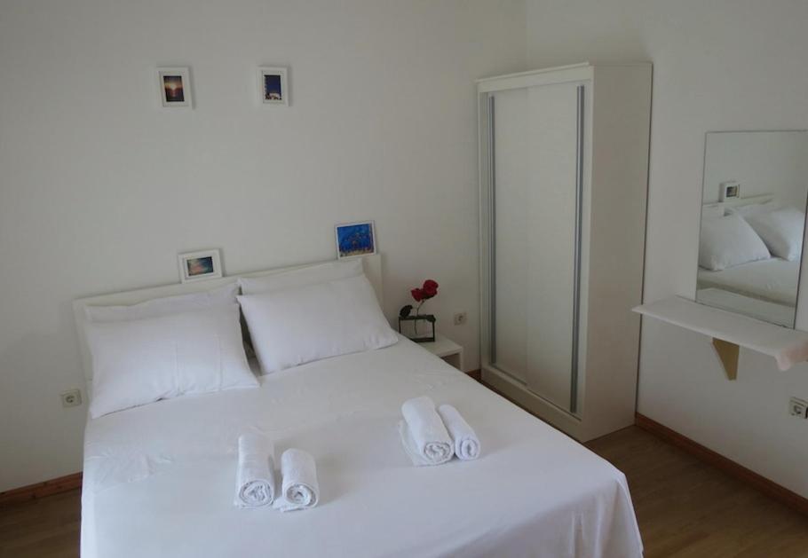 Cama o camas de una habitación en SD House Rooms