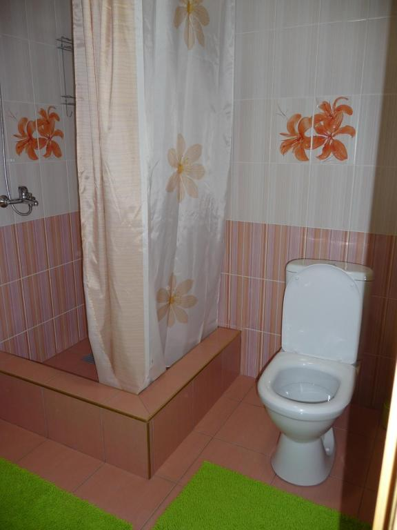 Ванная комната в Хостел У Леса