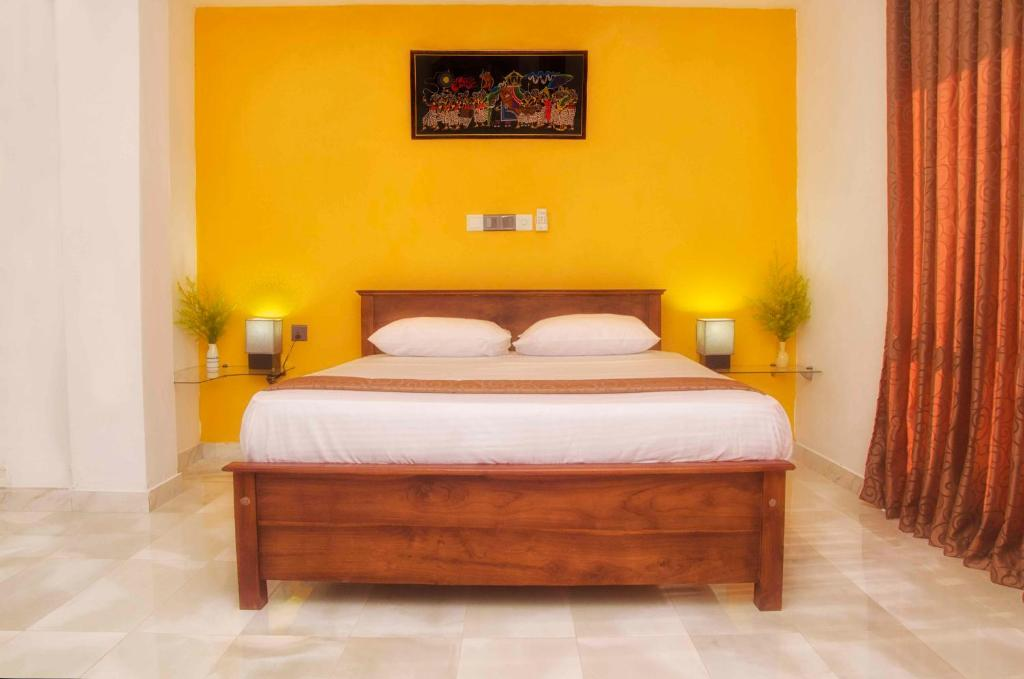 A bed or beds in a room at Villa Forest View - No: 50/17