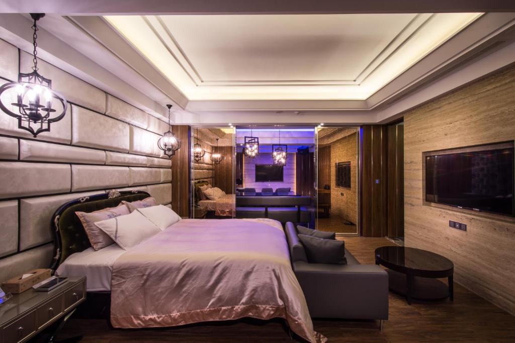 台中雲河概念旅館