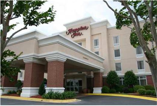 Hampton Inn Shreveport - Airport.