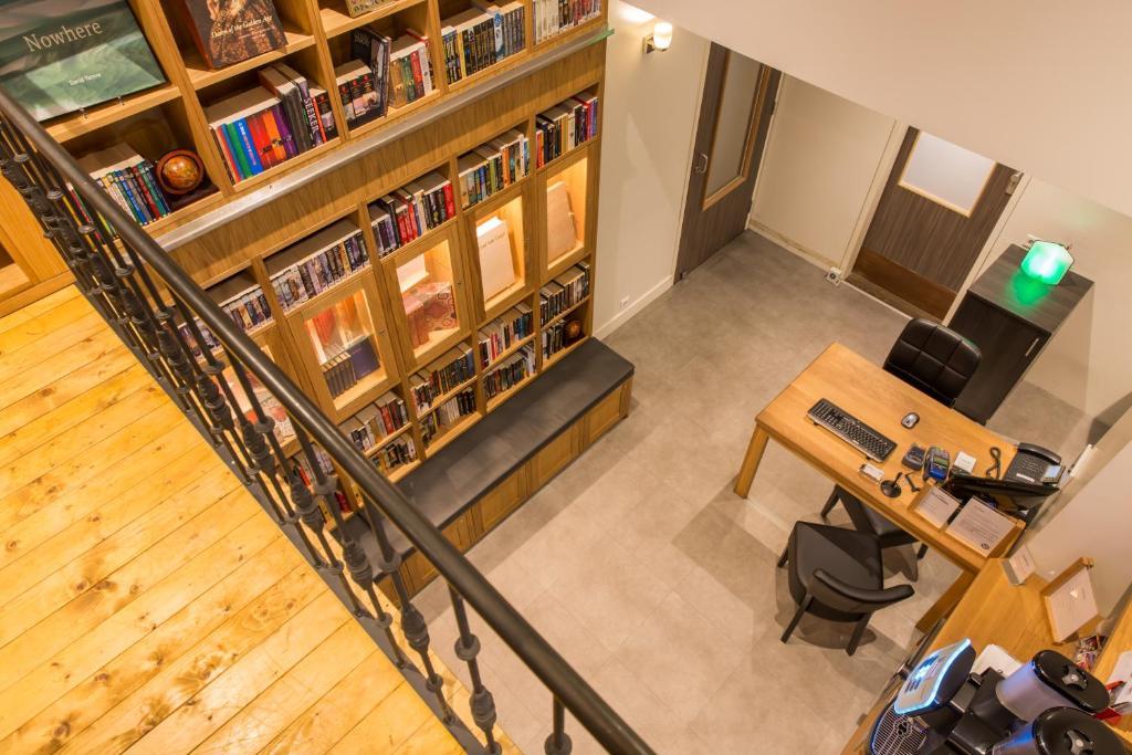 Hotel Library Amsterdam Amsterdam Prezzi Aggiornati Per