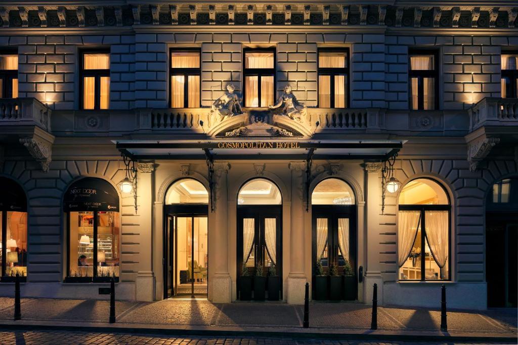 Cosmopolitan Resort And Casino