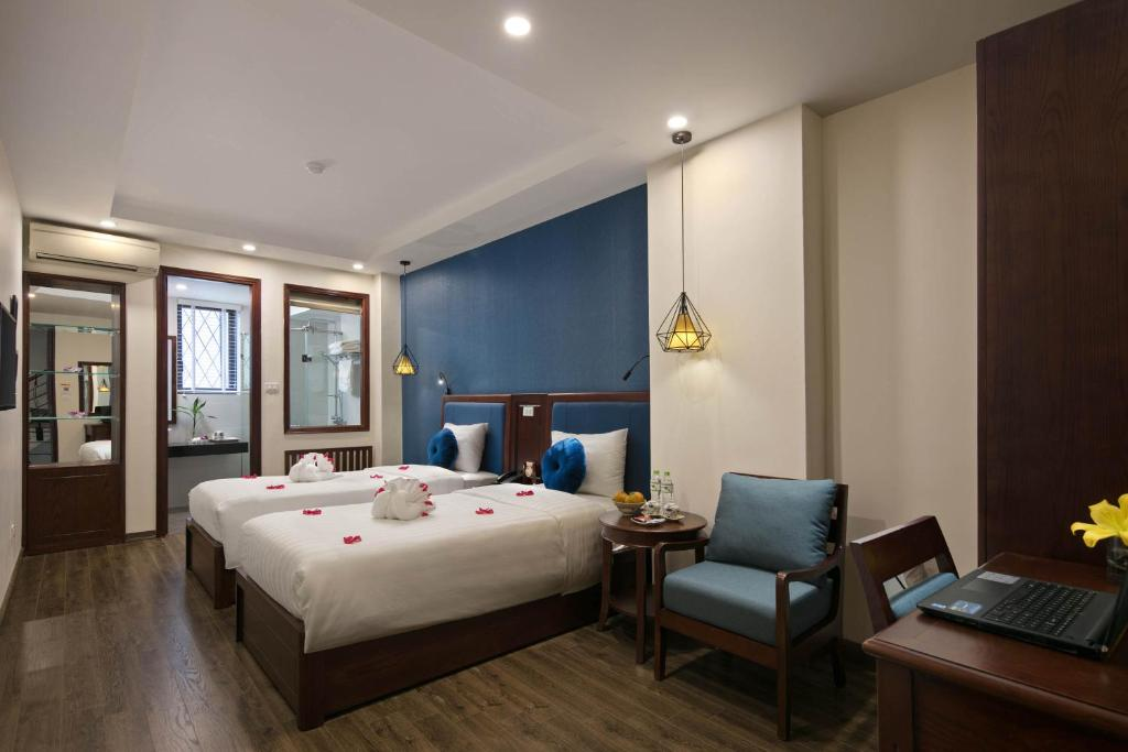 Hanoi Holiday Gold Hotel