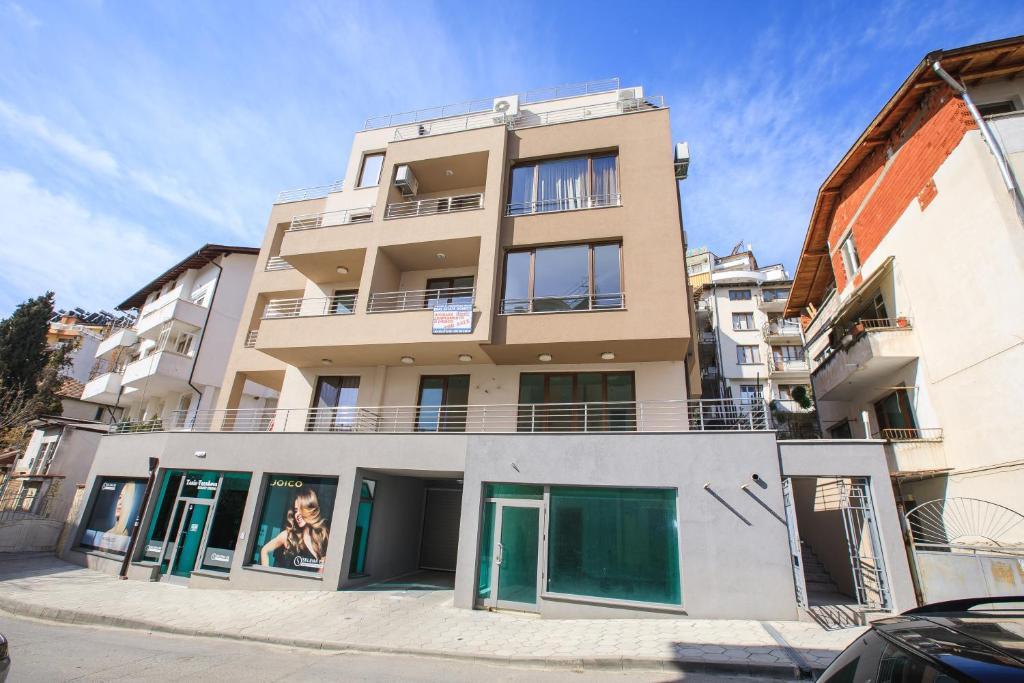 Vita Apartment Blgariya Sandanski Booking Com