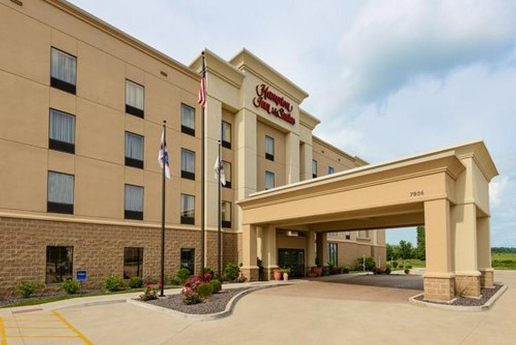 Peoria Home Show 2020.Hampton Inn Peoria At Grand Prairie Il Booking Com