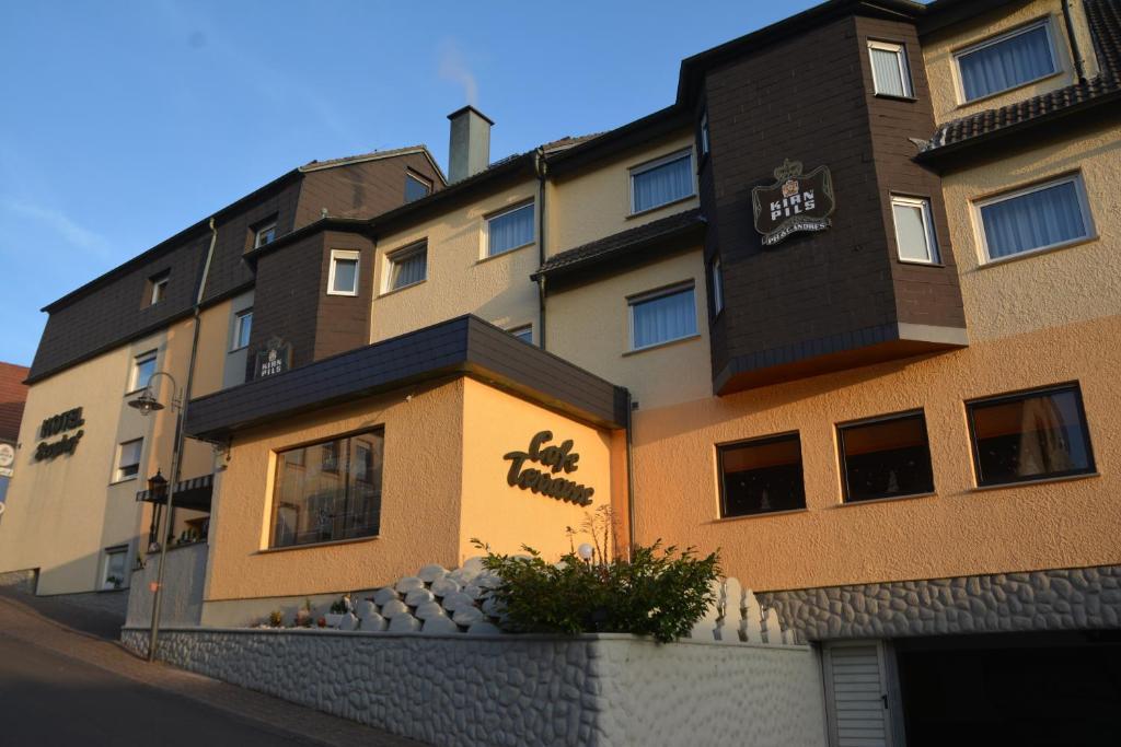 Hotel Berghof Baumholder Germany Booking Com