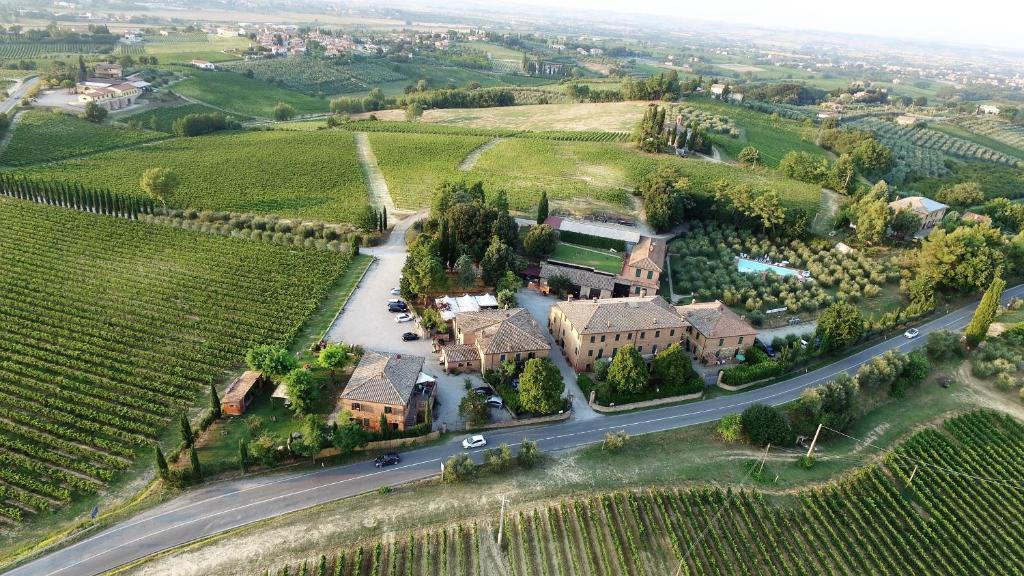 Booking.com: Villa Nottola , Montepulciano, Italië - 740 ...