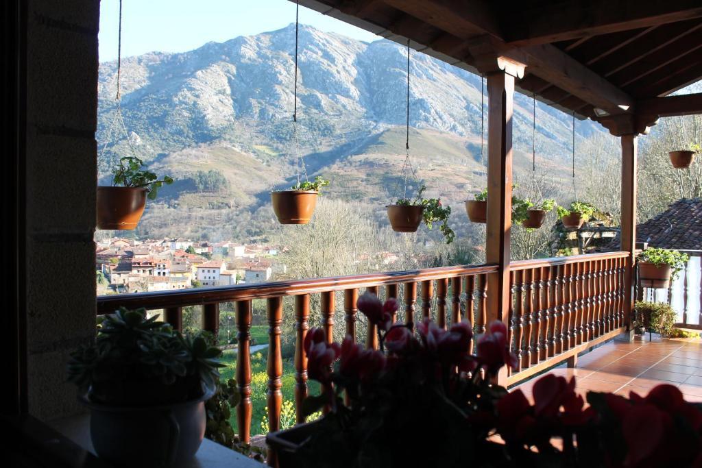 A balcony or terrace at Apartamentos El Ardinal