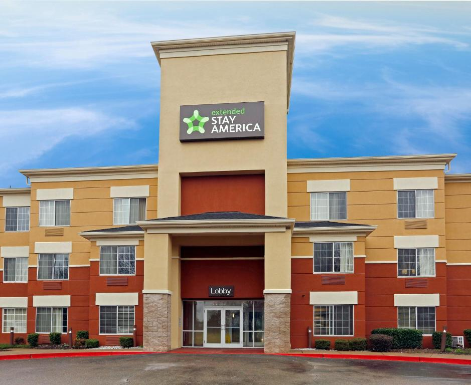 Extended Stay America - Memphis - Airport.