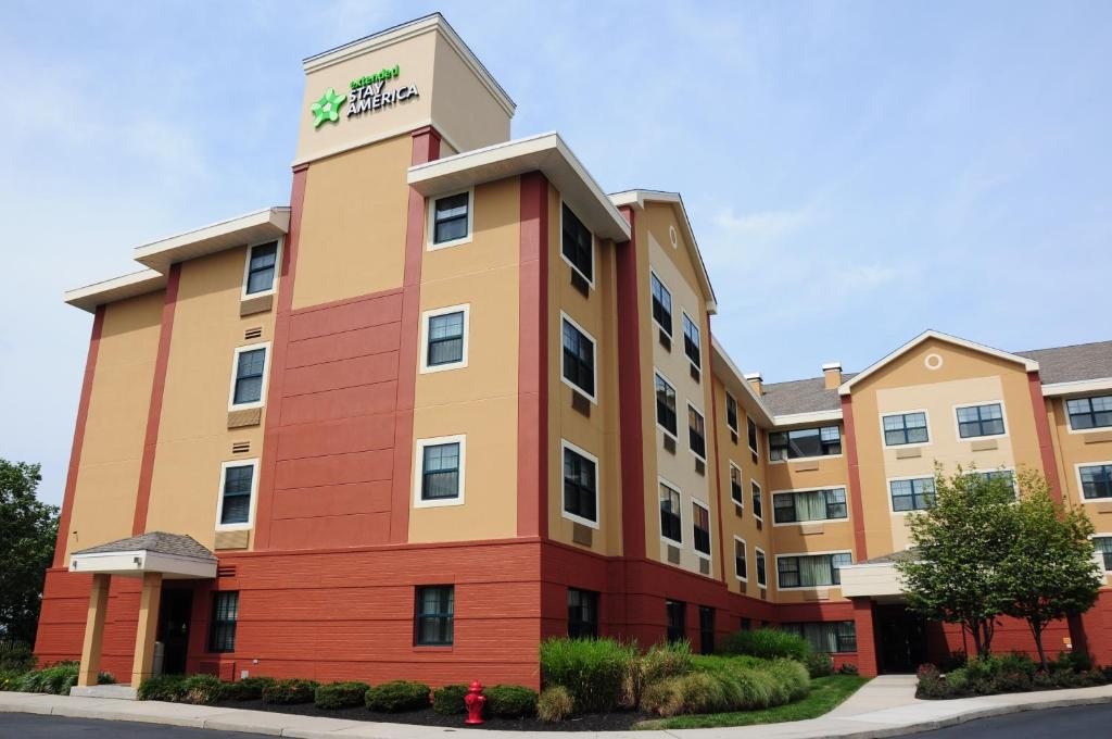 Extended Stay America - Elizabeth - Newark Airport.