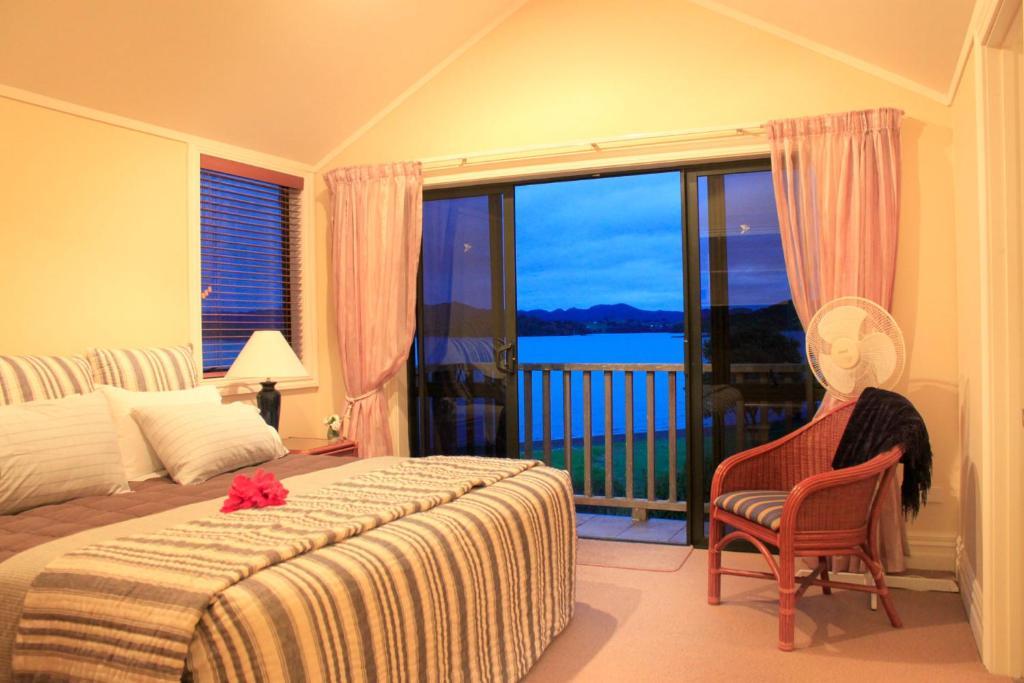Pawhaoa Bay Lodge