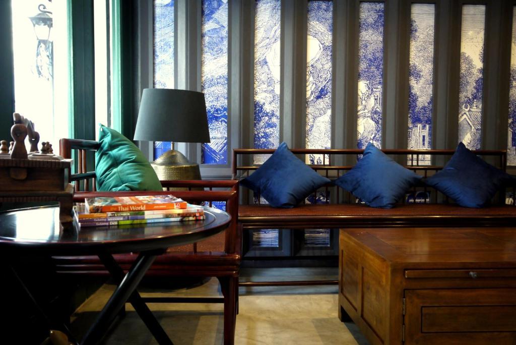 พื้นที่นั่งเล่นของ Oriental Heritage Residence