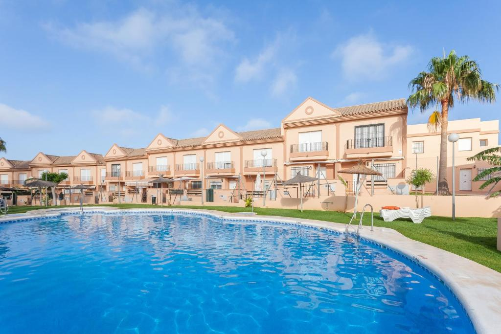 Apartamento Mar de Cadiz, Chiclana de la Frontera, Spain ...