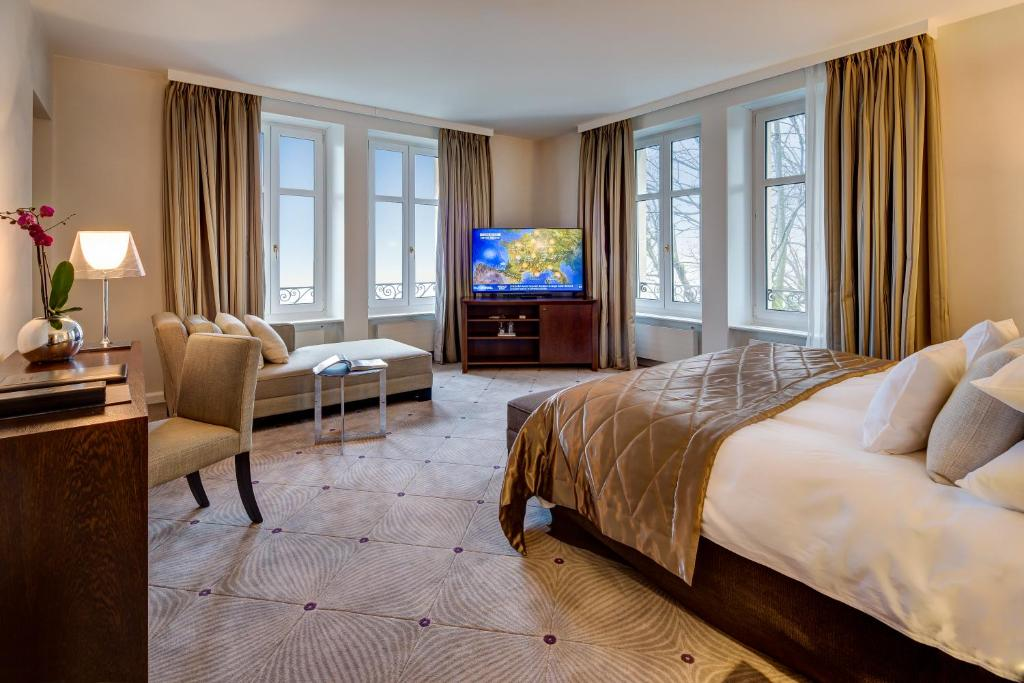 افضل فنادق لوزان سويسرا