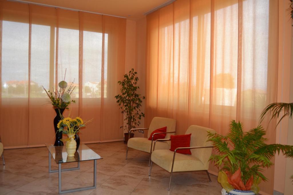 Hall o reception di Hotel La Siesta