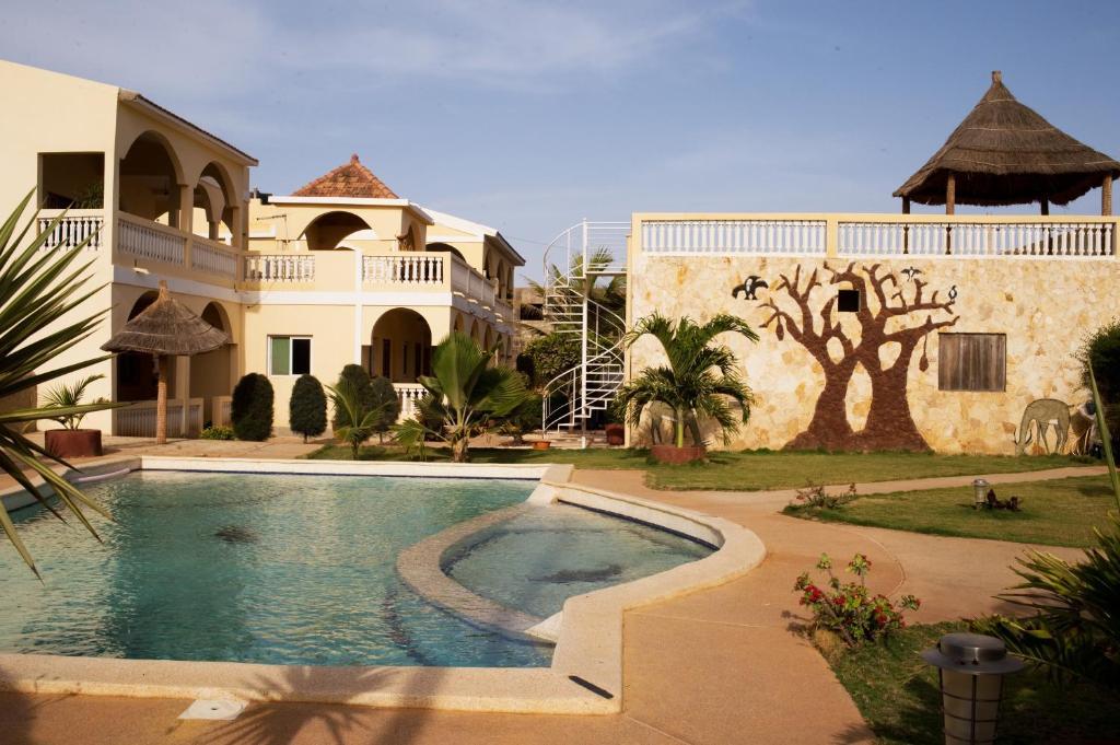 Piscine de l'établissement La Villa Serere ou située à proximité