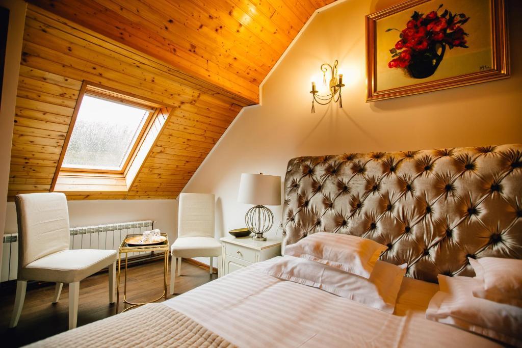 Posteľ alebo postele v izbe v ubytovaní Casa Natalia