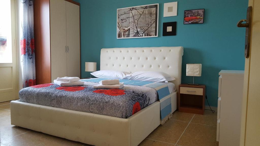 Voodi või voodid majutusasutuse Tower View Guesthouse toas