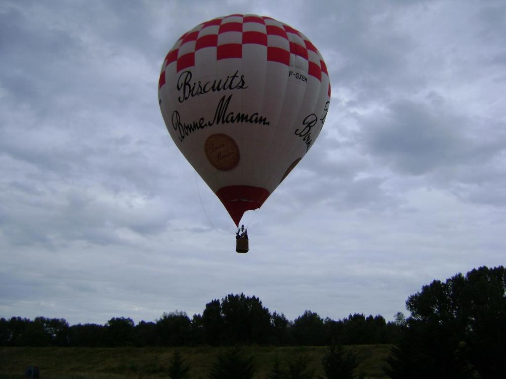 Wie ein hausgemachter Heißluftballon funktioniert