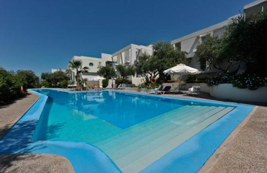 The swimming pool at or near Rodon Hotel