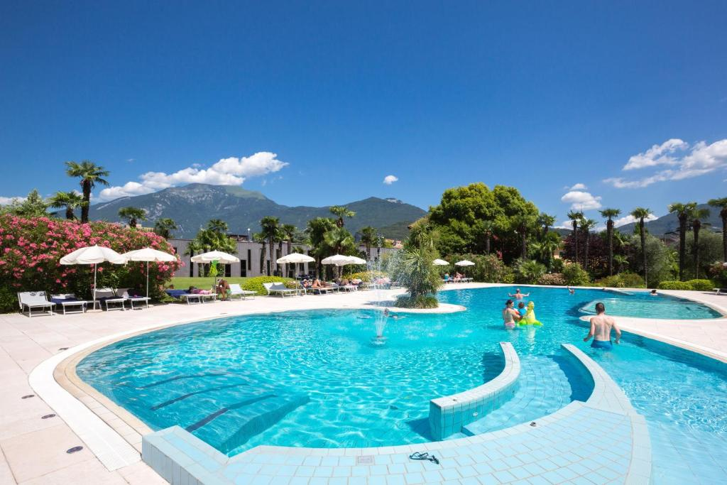 The swimming pool at or near Astoria Park Hotel Spa Resort