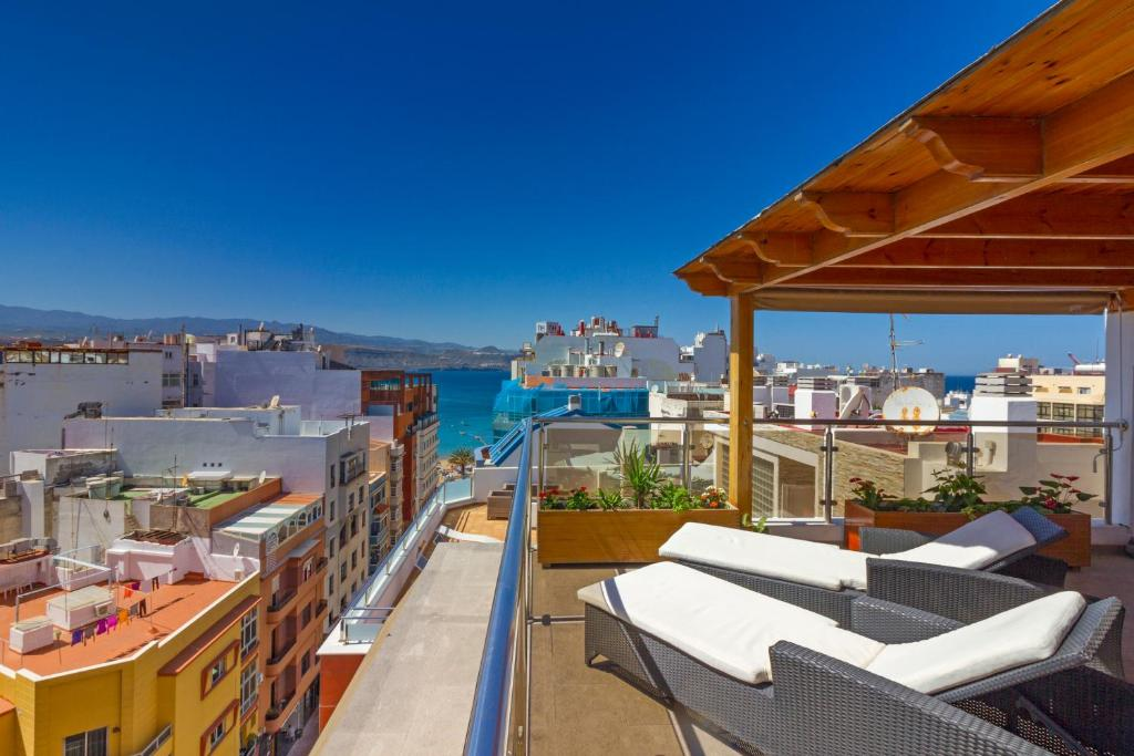 Nicholas Las Palmas Penthouse, Las Palmas de Gran Canaria ...