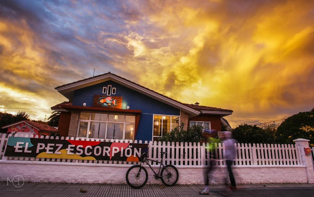 El Pez Escorpion