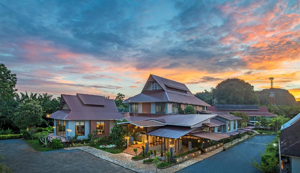 Hotel Krabi Home Town Boutique Thailand Booking Com