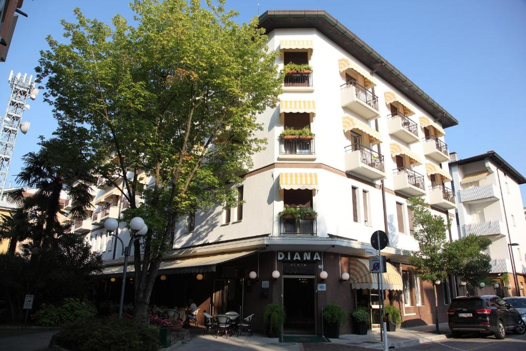 Hotel Diana I Grado Uppdaterade Priser For 2020