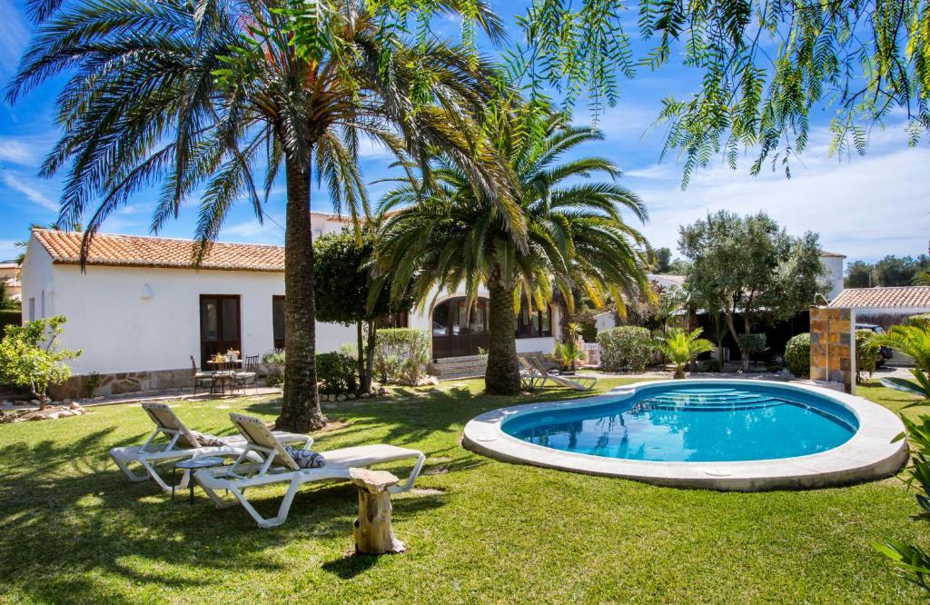 Villa Alegria (Spanje Jávea) - Booking.com