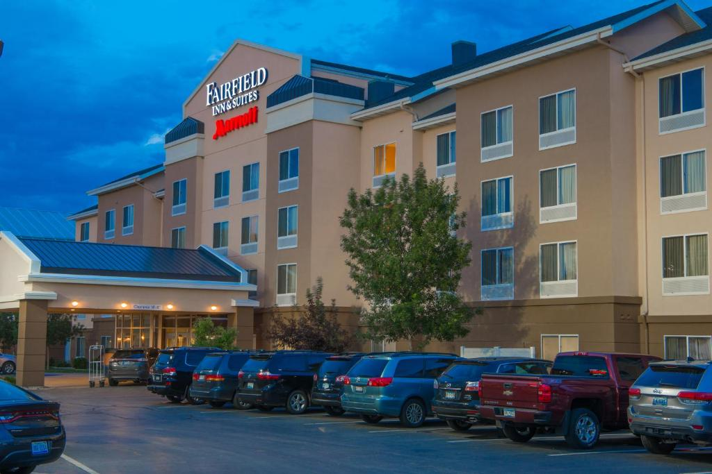 Fairfield Inn & Suites Rapid City.