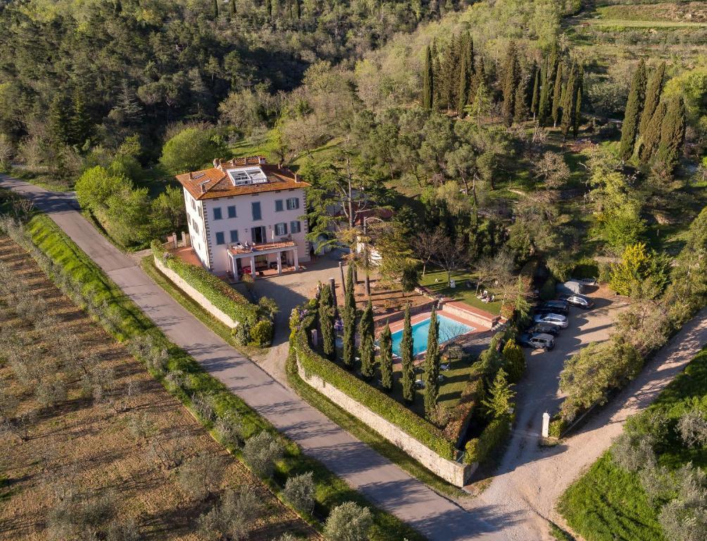 Villa La Grotta (Italië San Giustino Valdarno) - Booking.com
