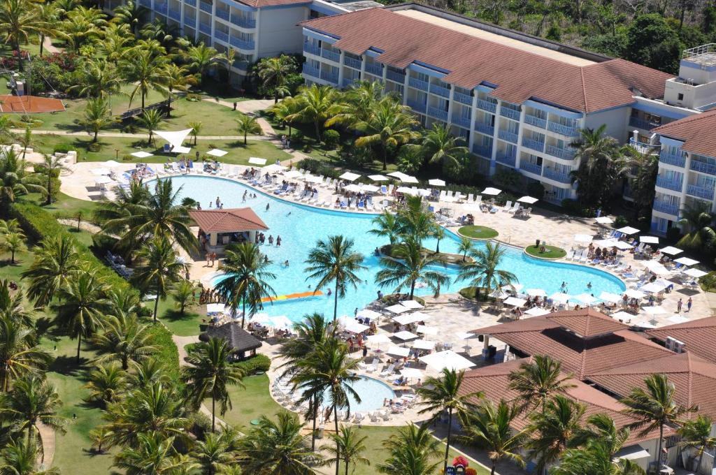 A view of the pool at Sauipe Resorts - All Inclusive or nearby