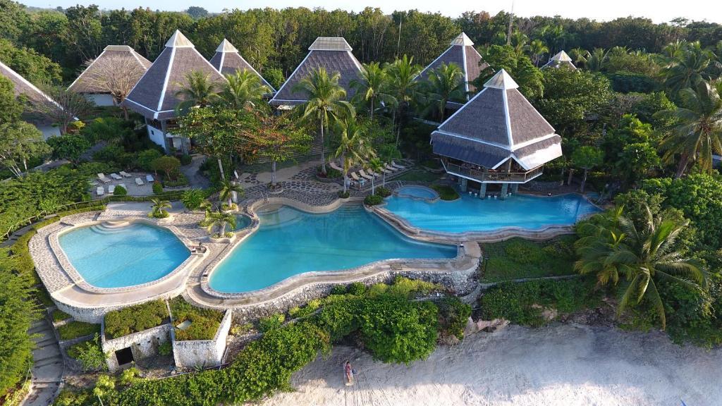 A bird's-eye view of Mithi Resort & Spa
