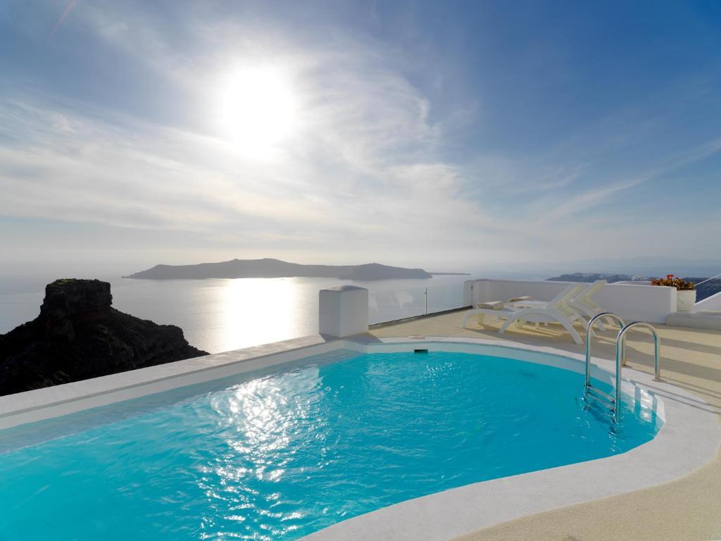 Tholos Resort Imerovigli Greece Booking Com