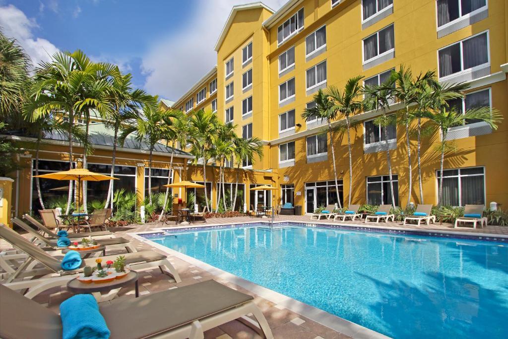 Hilton Garden Inn Ft Lauderdale Ai
