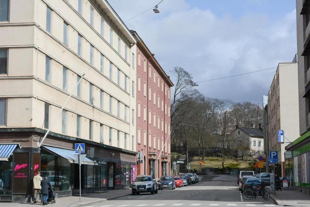 Rauhankatu Studio Suomi Turku Booking Com