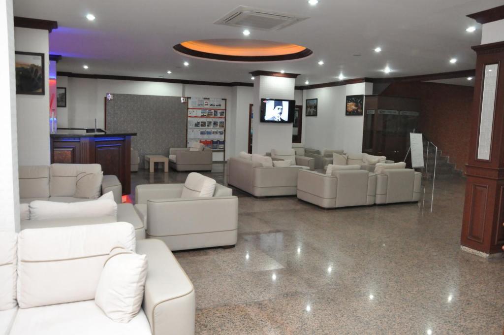 Гостиная зона в Wasa Hotel