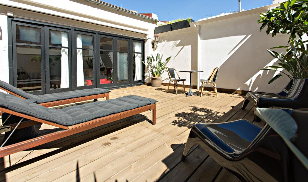 boutique hotels in barcelona  206