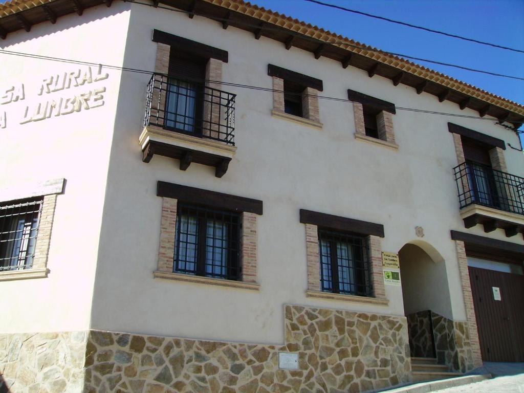 Casa Rural La Lumbre (España Enguídanos) - Booking.com