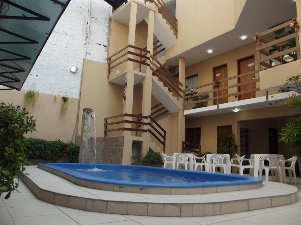 Hotel Pousada Alagoana
