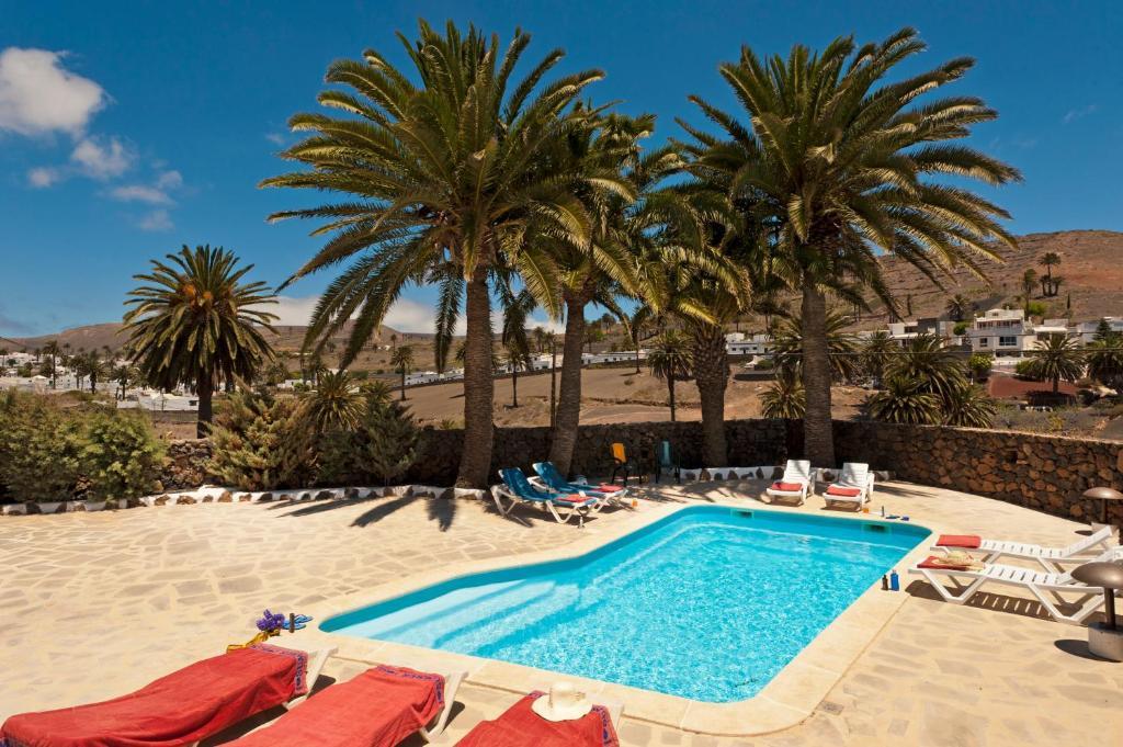 Villas Finca la Crucita (Spanje Haría) - Booking.com